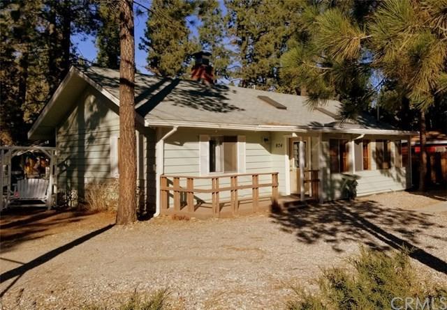 874 A Lane, Big Bear, CA 92314 (#EV18277596) :: Allison James Estates and Homes