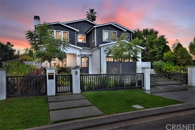 4933 Petit Avenue, Encino, CA 91436 (#SR18277672) :: Allison James Estates and Homes