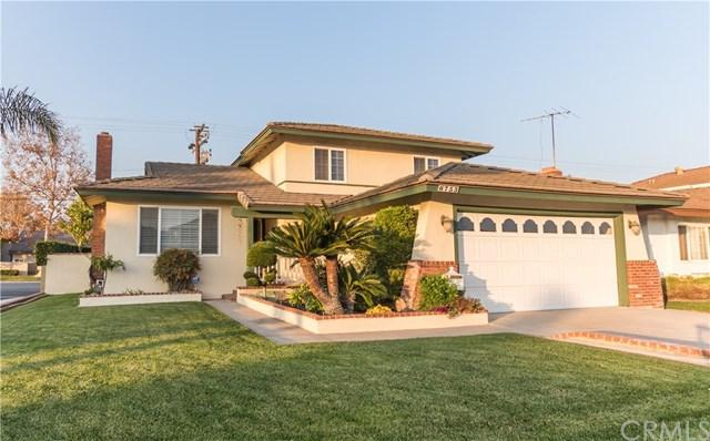 6753 Tiki Drive, Cypress, CA 90630 (#PW18278677) :: Fred Sed Group