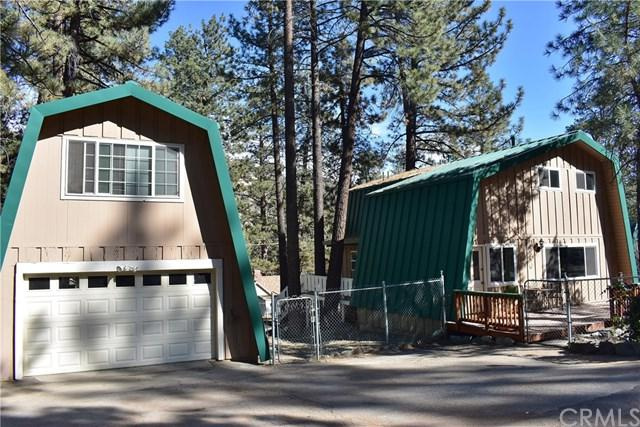 1646 Barbara Drive, Wrightwood, CA 92397 (#IV18278176) :: Fred Sed Group