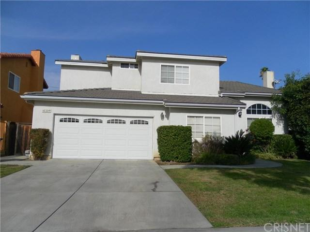16327 Bryant Street, North Hills, CA 91343 (#SR18278989) :: Ardent Real Estate Group, Inc.
