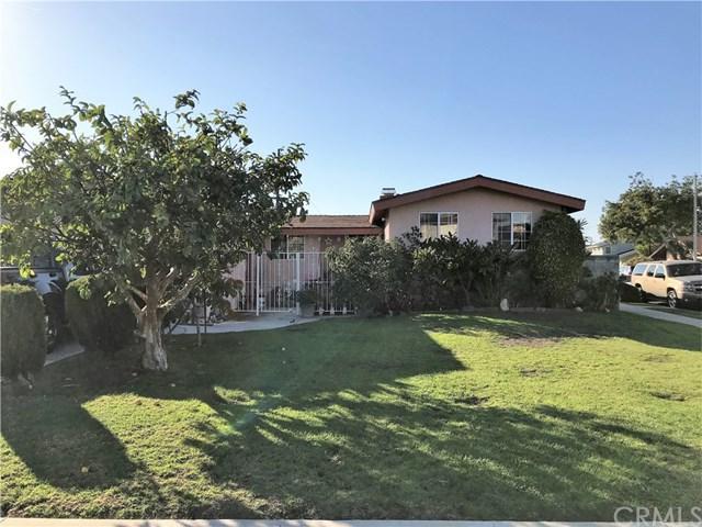 14715 Van Buren Avenue, Gardena, CA 90247 (#OC18279028) :: Fred Sed Group