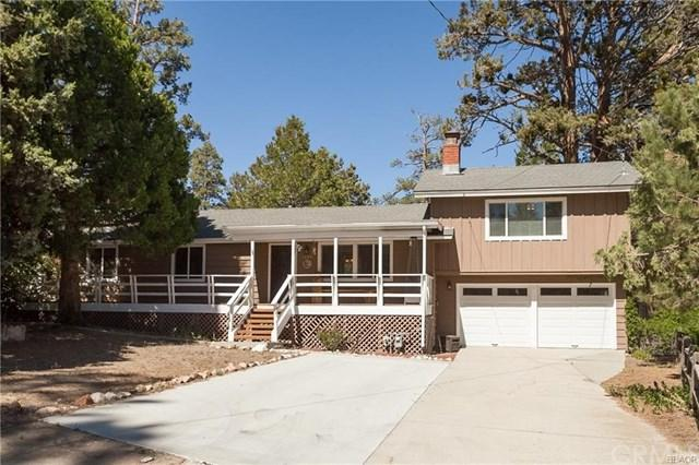 1052 Mount Whitney Drive, Big Bear, CA 92314 (#PW18279616) :: Fred Sed Group