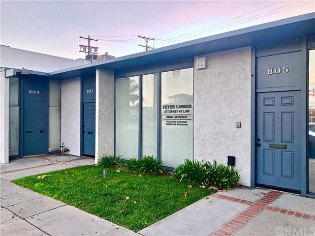 805 S Gaffey Street, San Pedro, CA 90731 (#OC18279306) :: Fred Sed Group