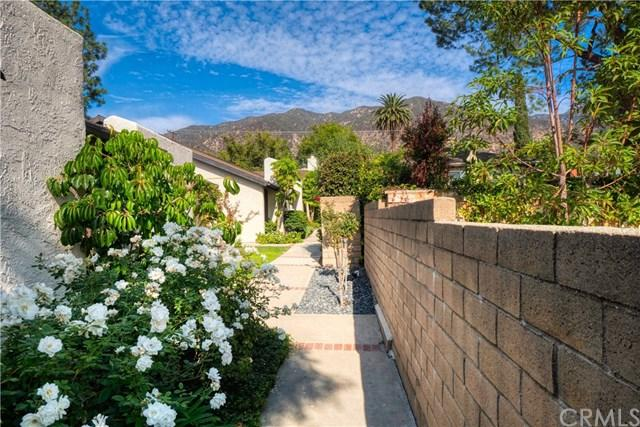 274 W Montecito Avenue D, Sierra Madre, CA 91024 (#AR18274667) :: Fred Sed Group