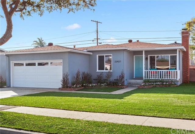 22427 Marjorie Avenue, Torrance, CA 90505 (#SB18257875) :: Fred Sed Group