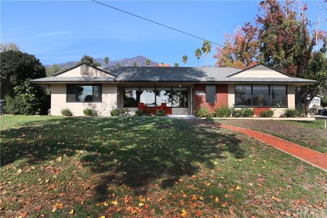 125 Lowell Avenue, Sierra Madre, CA 91024 (#AR18280067) :: Fred Sed Group
