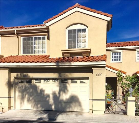 669 Wild Rose Lane, San Dimas, CA 91773 (#CV18280160) :: Mainstreet Realtors®