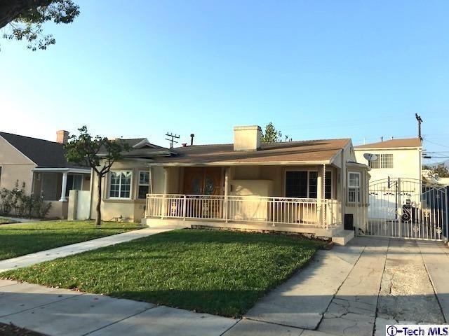 605 Hawthorne Street, Glendale, CA 91204 (#318004766) :: Go Gabby