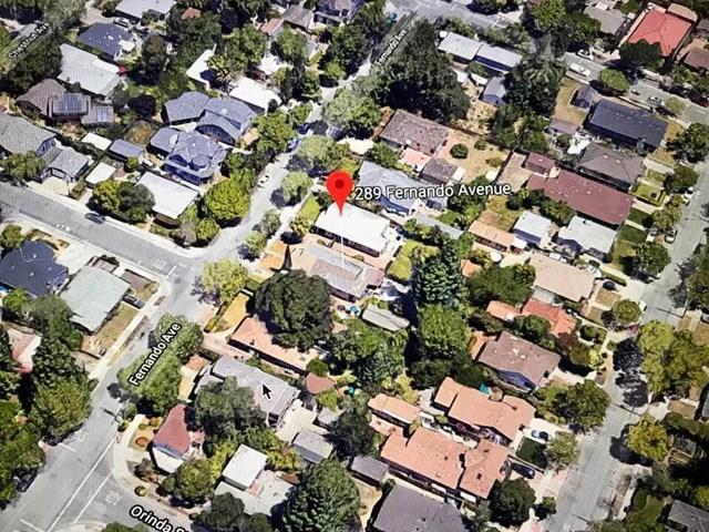 289 Fernando Avenue, Palo Alto, CA 94306 (#ML81732004) :: Fred Sed Group