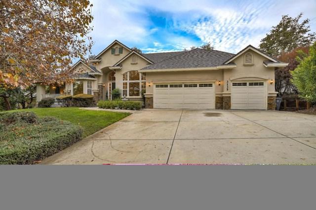 3135 Thomas Grade, Morgan Hill, CA 95037 (#ML81731229) :: Fred Sed Group