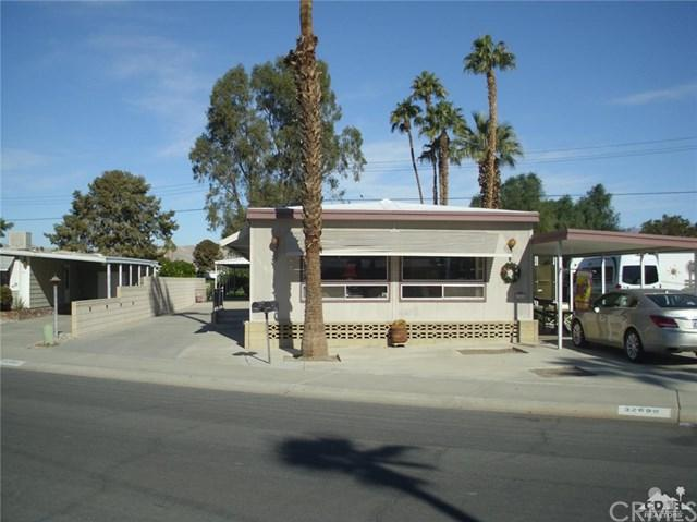 32690 San Miguelito Drive, Thousand Palms, CA 92276 (#218033394DA) :: Fred Sed Group