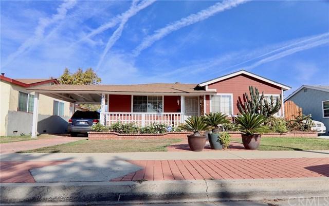 3217 W 132nd Street, Hawthorne, CA 90250 (#OC18279711) :: Fred Sed Group