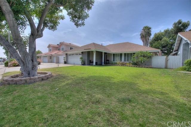 1137 Grossmont Drive, Whittier, CA 90601 (#MB18280998) :: Fred Sed Group