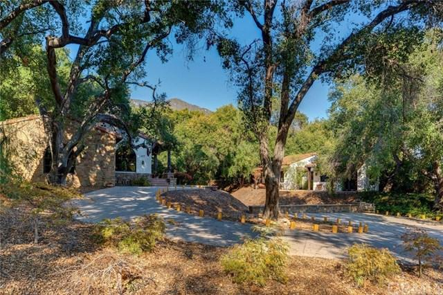 427 W Montecito Avenue, Sierra Madre, CA 91024 (#AR18279046) :: Fred Sed Group