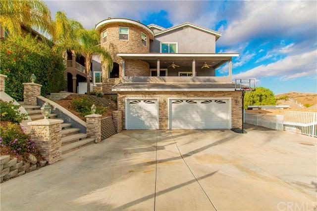 21602 Appaloosa Court, Canyon Lake, CA 92587 (#SW18281217) :: Hiltop Realty