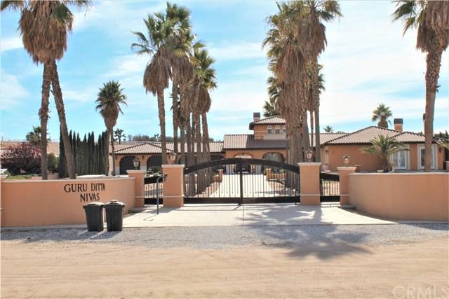 12145 Mesquite Street, Oak Hills, CA 92344 (#EV18281593) :: Fred Sed Group