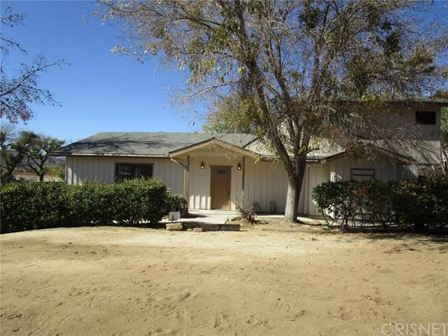 14965 Elizabeth Lake Road, Lake Hughes, CA 93532 (#SR18281667) :: Fred Sed Group