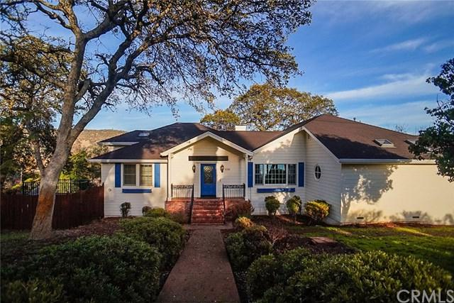 8380 Peninsula Drive, Kelseyville, CA 95451 (#LC18280696) :: Team Tami
