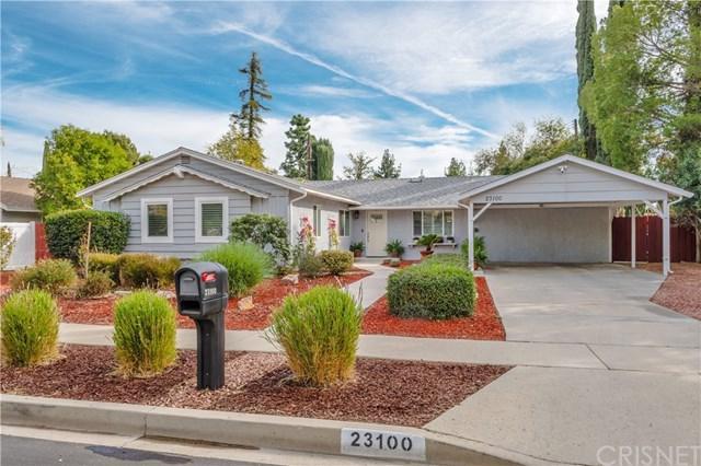 23100 Windom Street, West Hills, CA 91307 (#SR18281346) :: Fred Sed Group