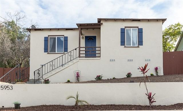 5953 Balmoral Dr., San Diego, CA 92114 (#180065231) :: Fred Sed Group