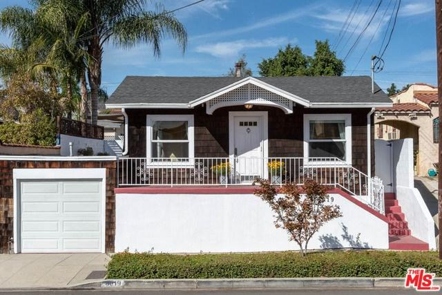 3019 Glenmanor Place, Los Angeles (City), CA 90039 (#18410852) :: Fred Sed Group