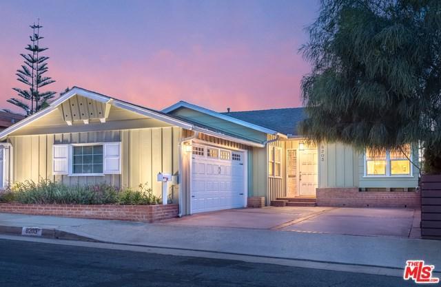 8203 Zitola Terrace, Playa Del Rey, CA 90293 (#18410662) :: Team Tami
