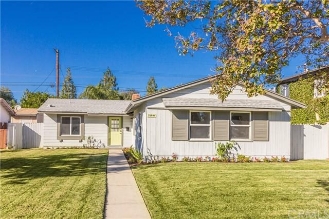 22649 Covello Street, West Hills, CA 91307 (#DW18279572) :: Fred Sed Group