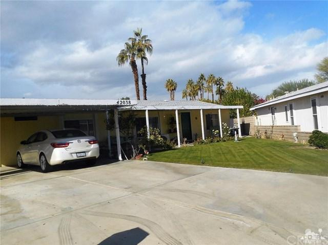 42038 Bodie Road, Palm Desert, CA 92260 (#218033494DA) :: Fred Sed Group