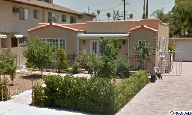 1020 Raymond Avenue, Glendale, CA 91201 (#318004791) :: Fred Sed Group