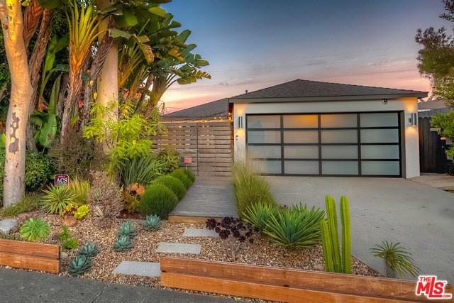 7406 Earldom Avenue, Playa Del Rey, CA 90293 (#18411162) :: Team Tami