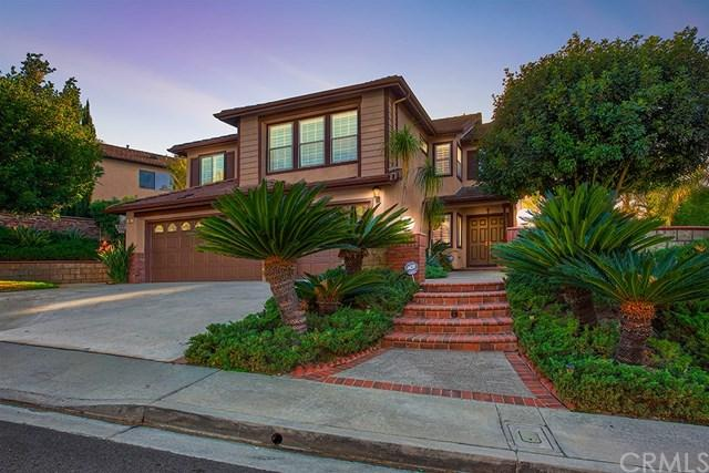 5 Gingham Street, Trabuco Canyon, CA 92679 (#OC18281192) :: Legacy 15 Real Estate Brokers
