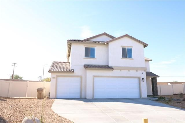13705 Tyler Court, Oak Hills, CA 92345 (#PW18282684) :: Fred Sed Group