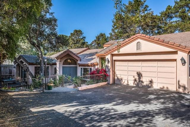 6 Antler Place, Monterey, CA 93940 (#ML81732324) :: Fred Sed Group