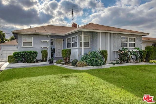 2424 W 109TH Street, Inglewood, CA 90303 (#18411920) :: Fred Sed Group