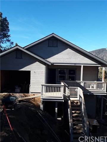 15448 Shasta Way, Pine Mountain Club, CA 93225 (#SR18283051) :: Fred Sed Group
