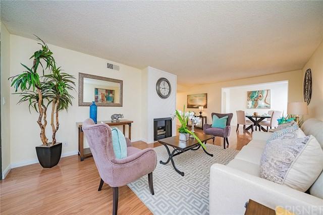 16866 Kingsbury Street #206, Granada Hills, CA 91344 (#SR18280723) :: Mainstreet Realtors®