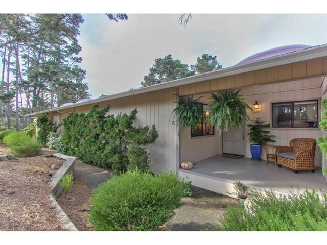 250 Forest Ridge Road #28, Monterey, CA 93940 (#ML81732432) :: Fred Sed Group
