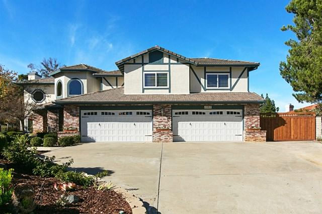 1360 Dexter Place, Escondido, CA 92029 (#180065686) :: Fred Sed Group