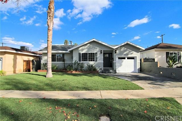 5636 Lasaine Avenue, Encino, CA 91316 (#SR18282130) :: Ardent Real Estate Group, Inc.