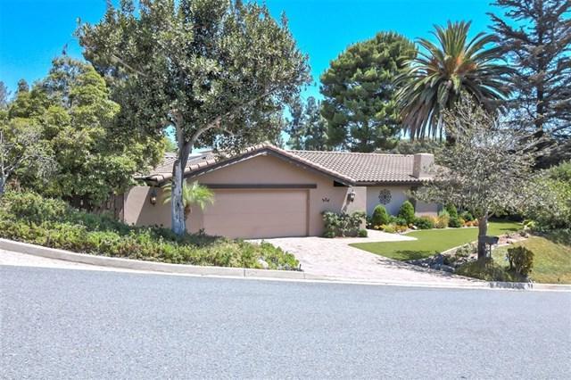 306 Dewitt Court, El Cajon, CA 92020 (#180065704) :: Fred Sed Group