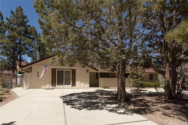 328 Paradise Way, Big Bear, CA 92314 (#PW18279515) :: Fred Sed Group