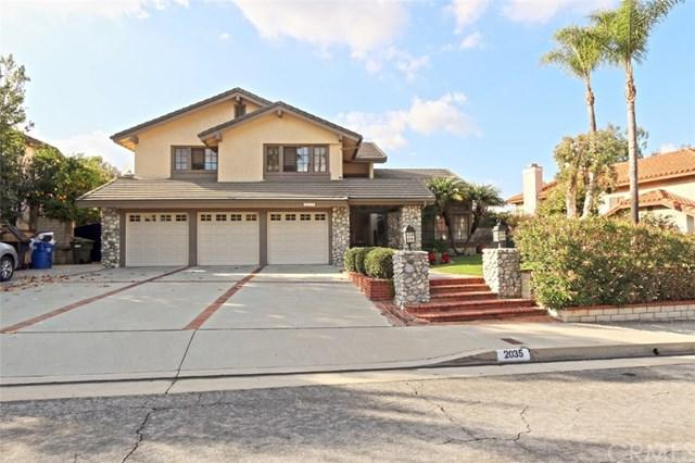 2035 Saleroso Drive, Rowland Heights, CA 91748 (#TR18283380) :: The Laffins Real Estate Team