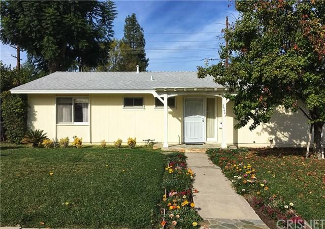 23407 Victory Boulevard, West Hills, CA 91307 (#SR18283878) :: Fred Sed Group
