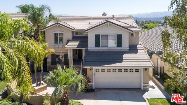 26054 Singer Place, Stevenson Ranch, CA 91381 (#18412402) :: Go Gabby