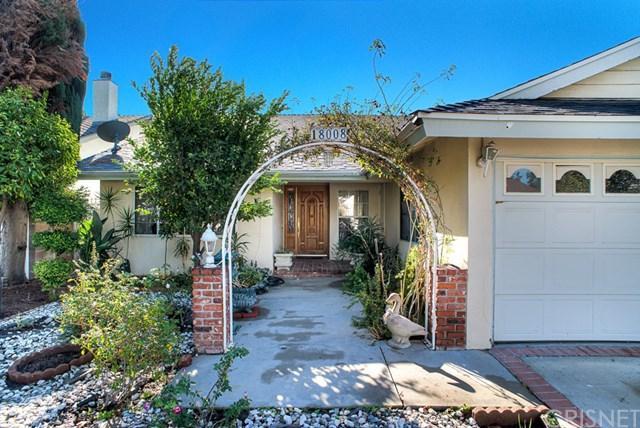 18008 Delano Street, Encino, CA 91316 (#SR18281490) :: Ardent Real Estate Group, Inc.