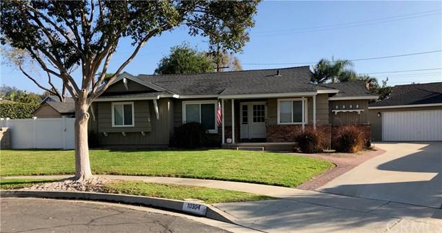 10304 Newcomb Avenue, Whittier, CA 90603 (#DW18283561) :: Fred Sed Group