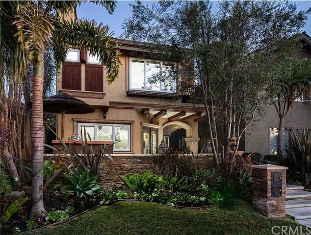 602 Heliotrope Avenue A, Corona Del Mar, CA 92625 (#OC18284428) :: Pam Spadafore & Associates