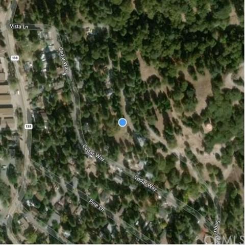 0 Cedar Lane, Crestline, CA 92325 (#MB18280964) :: Fred Sed Group