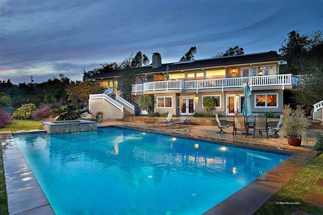 17963 Via De Fortuna, Rancho Santa Fe, CA 92067 (#180065924) :: Ardent Real Estate Group, Inc.